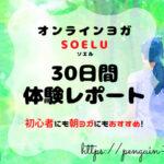 オンラインヨガソエル30日間体験レポート~初心者にも朝ヨガにもおすすめ!~